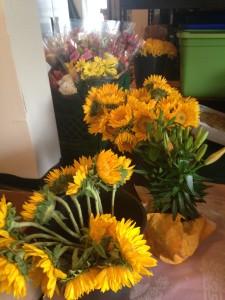 flowers Trader Joe's
