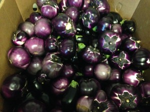 eggplant!